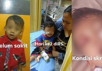 Peringatan! Seorang Anak Terkena Kanker Darah Akibat Kecanduan Gadget