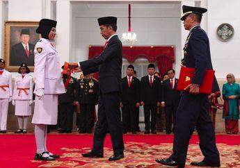 Kisah Inspiratif Suci Izdihar Hulwa yang Dilantik Jokowi Jadi Paskibraka