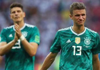 Peringkat FIFA Terbaru: Perancis Juara, Jerman Anjlok ke Posisi 15. Indonesia Di Posisi Berapa  Hayo?