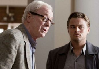 Wow, Michael Caine Beri Jawaban dari Ending Film 'Inception'