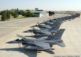 Konflik AS-Turki : Saat F-16 Jadi Simbol Kedekatan, F-35 Justru Jadi Simbol 'Perceraian'.