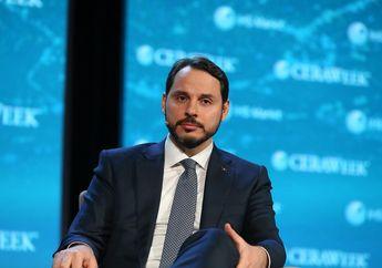 Inilah Berat Albayrak, Menteri Keuangan Turki sekaligus Menantu Erdogan yang Kinerjanya Kini Jadi Sorotan