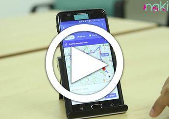 [VIDEO] Cara Mencari Jalur Menghindari Ganjil & Genap di Google Maps