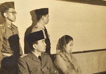 Kisah Jatuhnya Air Mata Fatmawati di Atas Bendera Pusaka yang Sedang Dijahitnya