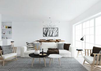 Mudah, Ini 3 Cara Ciptakan Gaya Skandinavia di Ruang Tamu di Rumah