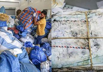Bertahun-tahun Ditahan Israel, 10 Ton Surat untuk Warga Palestina Akhirnya Dikirim