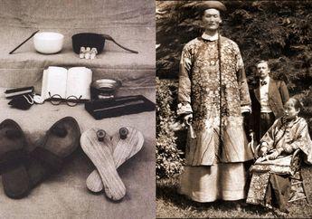 Dari Perdagangan Budak Hingga Raksasa China, Inilah Potret Langka yang Mengungkap Sisi Lain Sejarah