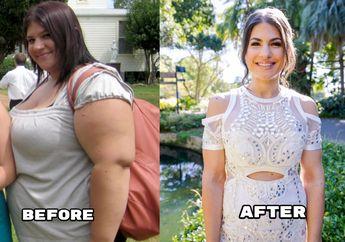 Dulu Pakai Baju Hamil Karena Terlalu Gemuk, Kini Berhasil Turunkan Berat Badan, Ini Rahasianya!