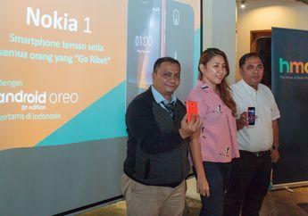 Dolar Naik, HMD Indonesia Malah Turunkan Harga Ponsel Pintar Nokia