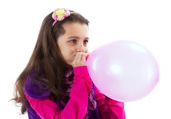 Dari Mana Asal Suara 'Dor!' Saat Balon Meledak?