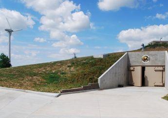Super Canggih! Bangunan di  Amerika Ini Tahan Bencana Nuklir Loh
