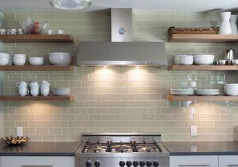 Noda Minyak Membandel di Dinding Dapur, Usir Dengan Bahan-bahan Ini