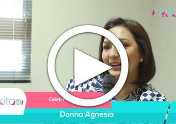 [VIDEO] Pengalaman Donna Agnesia Mengajak Anak Mendaki Gunung