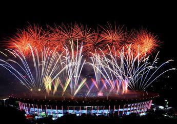 5 Momen Paling Memorable dari Opening Ceremony Asian Games 2018