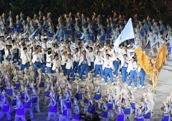 Asian Games 2018 Cetak Sejarah, Pertama Kalinya Atlet Korea Selatan dan Korea Utara 'Bersatu'!
