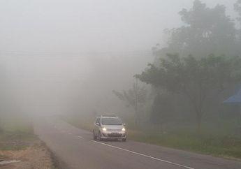 Kabut Asap Kembali Selimuti Kalimantan,  Ikuti Tipsnya Berlindung Diri