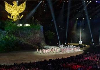 Ini 5 Perbedaan Asian Games 1962 dan 2018, Begini Opening Ceremony-nya