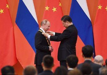 Berambisi Kalahkan Perekonomian AS, China dan Rusia Patungan Menambang Emas
