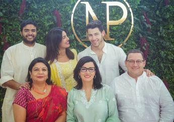 Calon Adik Ipar Tak Hadir di Pertunangan Priyanka Chopra, Ternyata Begini Pendapatnya Tentang Calon Istri Nick!