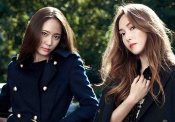 5 Momen #SisterGoals  Ala Jessica-Krystal Jung! Keren Banget Deh!