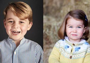 Wah, Putri Charlotte akan Satu Sekolah dengan Pangeran George, Seperti Apa Sekolahnya?