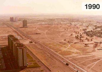 10 Foto Perbedaan Dulu dan Sekarang Kota-Kota Besar di Dunia