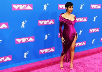 Yuk Intip Best Dressed MTV VMA 2018 yang Elegan dan Glamour!