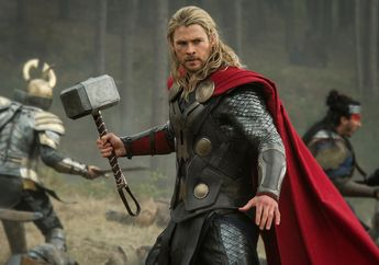 Ternyata Chris Hemsworth Nggak Suka Sama Film 'Thor: The Dark World'. Lho, kok?!