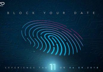 Vivo V11 Akan Hadir Sebentar Lagi dengan Fingerprint di Layar