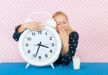 Kurang Tidur Dapat Membuat Tubuh Anda Dehidrasi, Mengapa Begitu?
