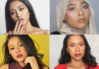 Makeup Untuk Kulit Sawo Matang ala 4YoutuberIndonesia