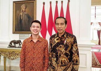 Presiden Jokowi Kagum dengan Penghasilan Jess No Limit yang Bisa Sampe Ratusan Juta Sebulan