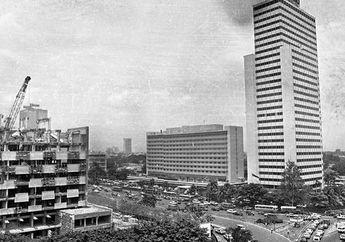 'Plaza Indonesia' Ternyata Punya Jasa di Asian Games Jakarta 1962