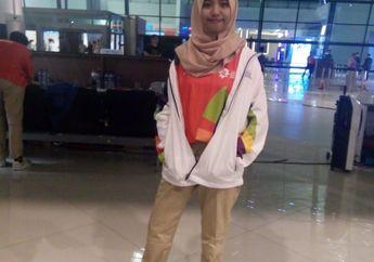 Rena Mahasiswa Asal Lombok Buktikan Menjadi Volunteer Asian Games adalah Bentuk Bakti Pada Indonesia