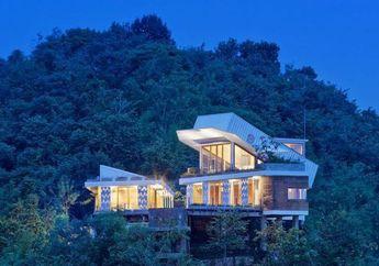 Terbuat dari Kotoran Sapi dan Kontainer, Rumah Ini Malah Jadi yang Tercantik di Sekitarnya!
