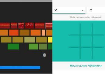 6 Games Tersembunyi di Balik Google Search yang Bakal Usir Rasa Penat