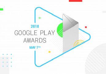 Google Play Awards 2018, Ini Dia Daftar Aplikasi dan Game Android dalam 9 Kategori!