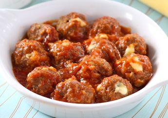 Sensasi Layaknya Makan Siang Di Restoran Mewah Bakal Tersaji Dalam Semangkuk Italian Cocktail Meatball