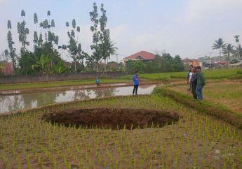 Mengenal Sinkhole, Lubang Misterius yang Muncul Tiba-Tiba di Sukabumi