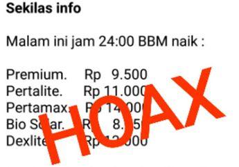 Lebih dari 50% Orang Indonesia Hanya Diam Ketika Melihat Hoax
