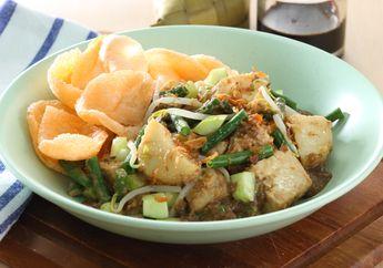 Hadirkan Cita Rasa Khas Bali Tipat Cantok di Meja Makan untuk Sarapan