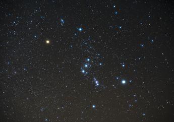 Mengapa Bintang di Langit Terlihat Berkelap-kelip? Ini Penjelasannya