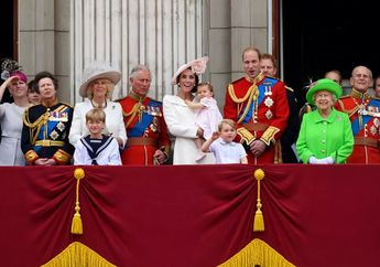 Ingin Jadi Anggota Kerajaan Inggris? Harus Lulus Pelatihan Ini!