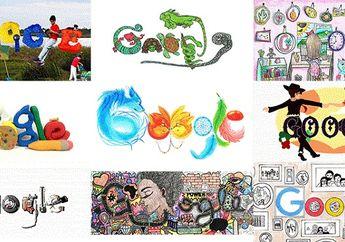 Yuk Melirik Sejarah Singkat di Balik Kehadiran Google Doodle