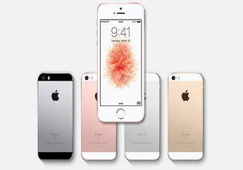 Kabar Gembira! iPhone SE Kembali Dijual Dengan Harga Lebih Murah!