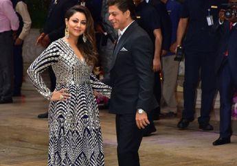 Rayakan Ganesha Chaturthi, Baju Shah Rukh Khan dan Gauri Jadi Sorotan, Seperti Apa?