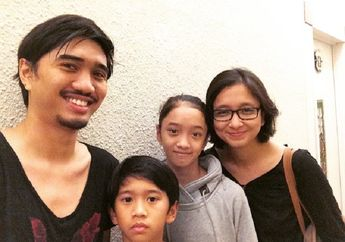 Jarang Terekspos, Anak Duta Sheila On 7 Ternyata Atlet Bulu Tangkis!