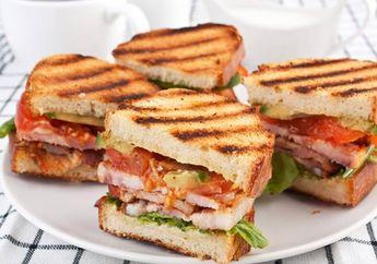Yuk Bikin Sandwich Tofu untuk Sarapan Sehat, Cukup 5 Menit Aja loh!