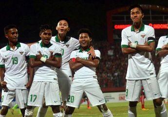 Ingin Lolos Piala Dunia U-17 2019? Ini Lawan yang Harus Dihadapi Indonesia di Piala Asia U-16 2018