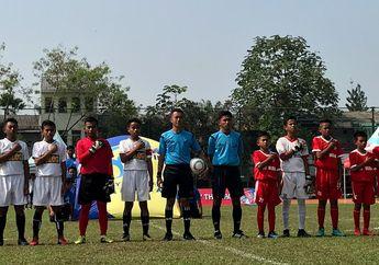 Okky Youth Soccer League 2018 Terbangkan 16 Anak ke Singapura